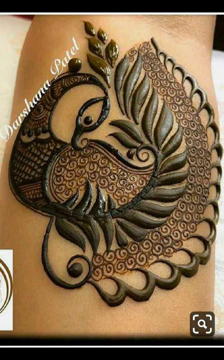 👐 मेहंदी डिजाइन - SENE Darshana Patel KOD000 V . GIG TO TO00 - ShareChat