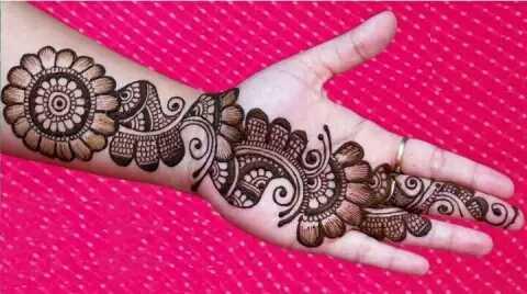 Image result for मेहंदी डिजाइन