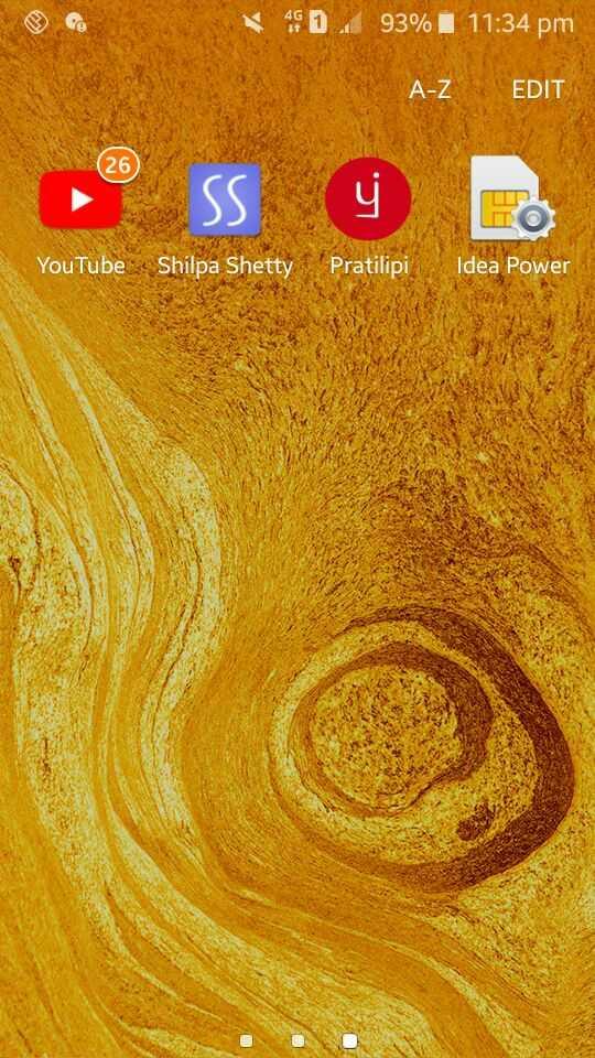 🤘मैत्री - 40 . 93 % | 11 : 34 pm A - Z EDIT 26 SS HO YouTube Shilpa Shetty Pratilipi Idea Power - ShareChat