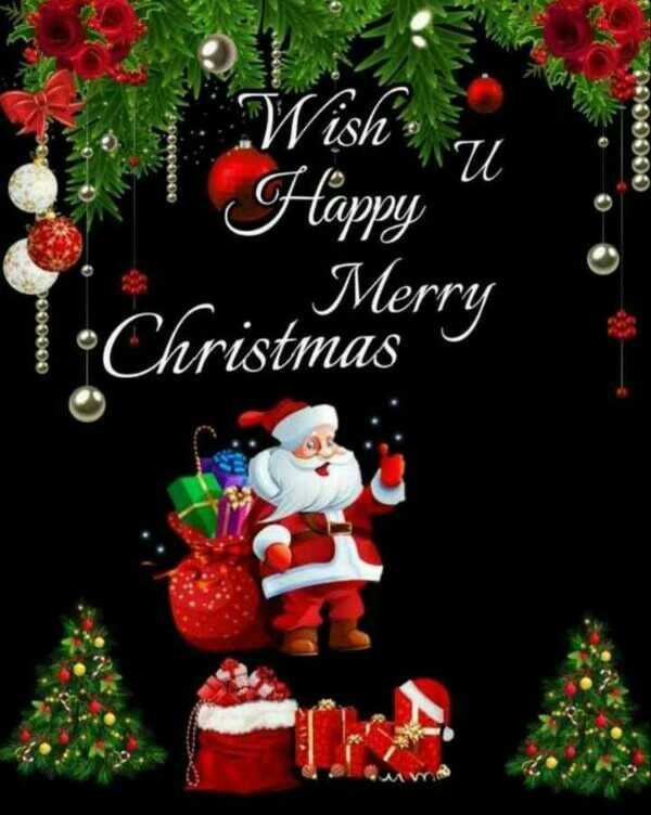 🎄मैरी क्रिसमस 🎅 - Wish Happy U DO00000 Merry Christmas - ShareChat