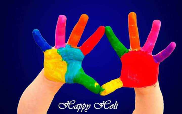 💦रंग डाल - Happy Holi - ShareChat