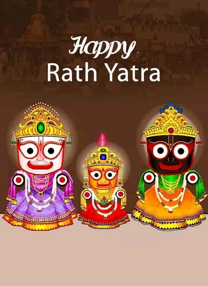 रथ यात्रा - Happy Rath Yatra Oooooo 00000 DOU og ОО 0 . 0 ODIO POSER See - ShareChat