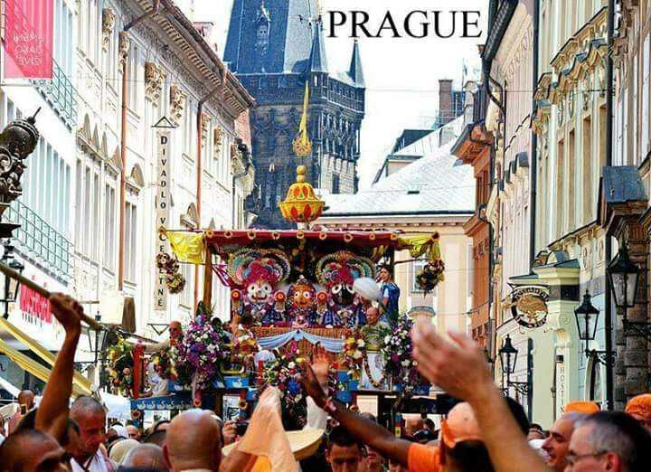 रथ यात्रा - PRAGUE WE EVIC - ShareChat
