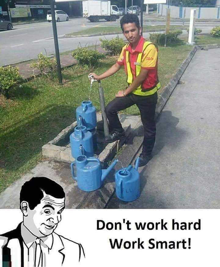 😏 रोचक तथ्य - MAX 3 Don ' t work hard Work Smart ! Work Smart ! - ShareChat