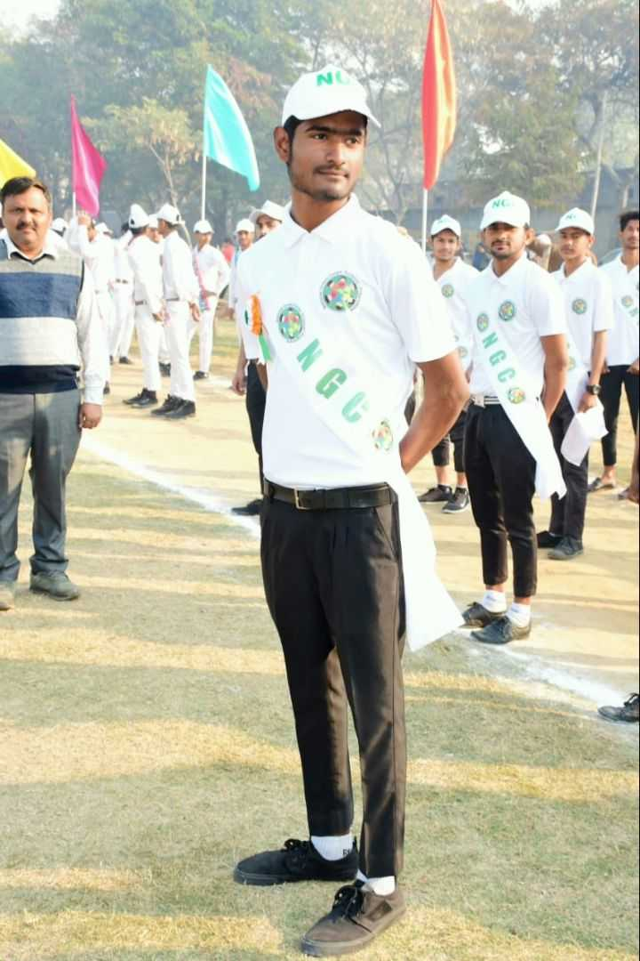 🚩लाल किले से PM मोदी - NGU ONGU - ShareChat