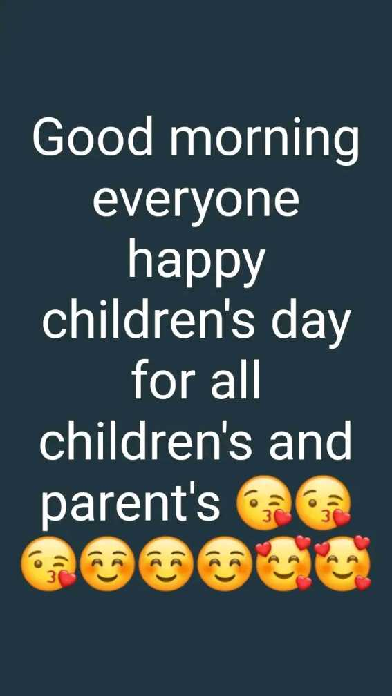 🎲 लूडो विथ फ्रेंड्स - Good morning everyone happy children ' s day for all children ' s and parent ' s @ - ShareChat