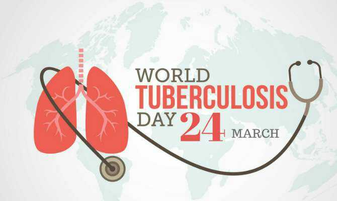 विश्व क्षयरोग दिवस - WORLD TUBERCULOSIS DAY 24 MARCH - ShareChat
