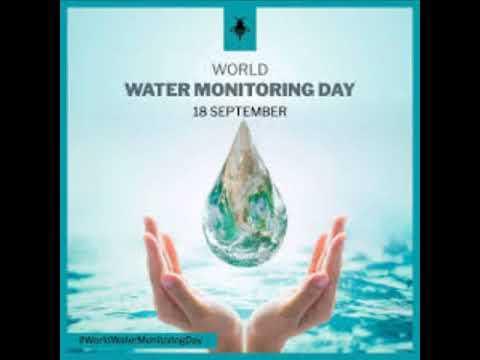 👀 विश्व जल निगरानी दिवस - WORLD WATER MONITORING DAY 18 SEPTEMBER Two Wonies - ShareChat