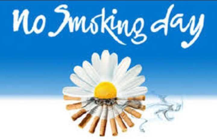 🚭विश्व ध्रूमपान निषेध दिवस - No Smoking day - ShareChat