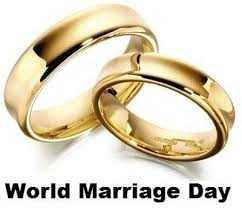 👫विश्व विवाह दिवस - World Marriage Day - ShareChat