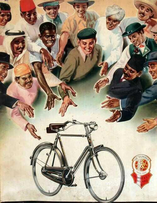 🚲विश्व साइकिल दिवस - HUMOR 09022 UMBER ENGLAND - ShareChat