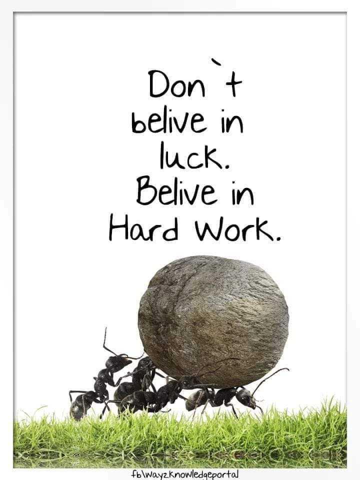 👨🏻विश्वास नांगरे पाटील - Don + belive in luck . Belive in Hard Work . folwayzknowledgeportal - ShareChat