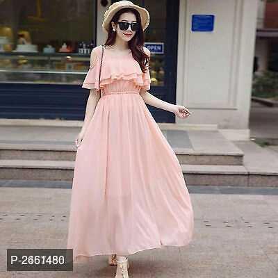 👗वेस्टर्न ड्रेस - P - 2661480 - ShareChat