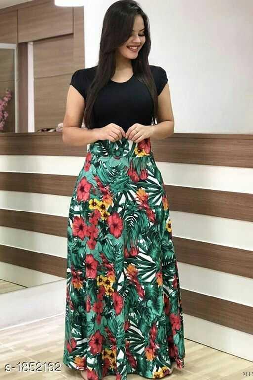👗वेस्टर्न ड्रेस - VI S - 1852162 MIS - ShareChat