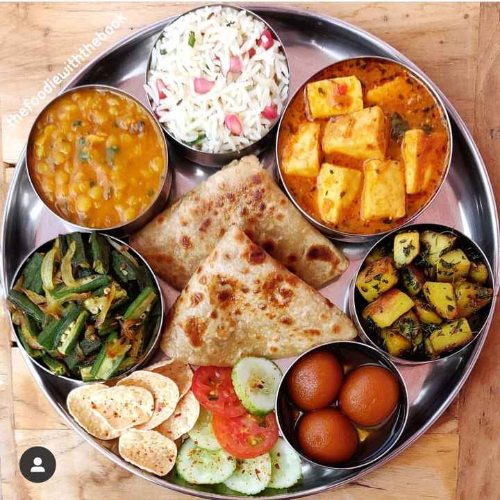 🥗 शुद्ध शाकाहारी भोजन - thefoodiewiththebook - ShareChat