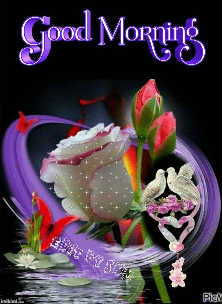 🌷शुभ गुरुवार - Good Morning EDIT BY SNN Alar PICM imikimi . com - ShareChat