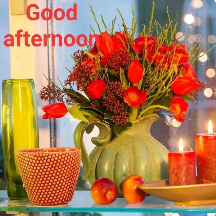 🕛 शुभ दोपहर☺ - - Good wa afternoon - ShareChat