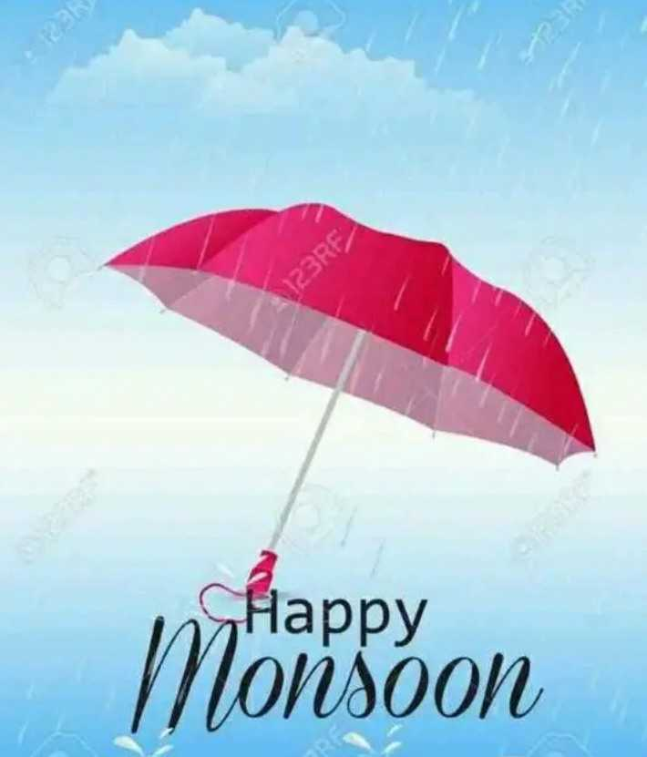 🕛 शुभ दोपहर - RA Happy Monsoon - ShareChat