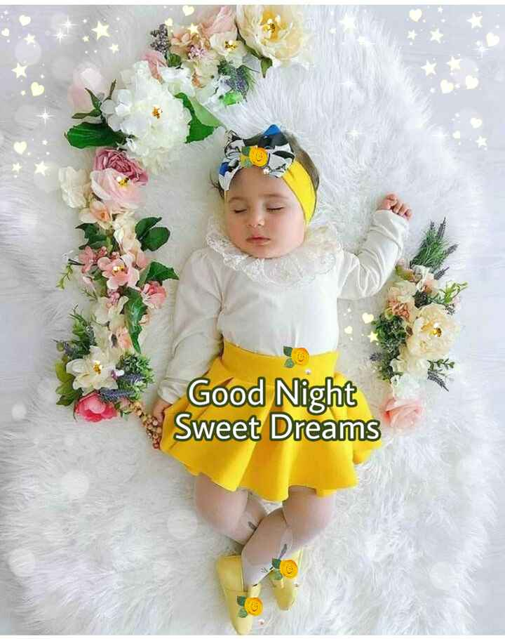 🌙 शुभरात्रि - Good Night Sweet Dreams - ShareChat