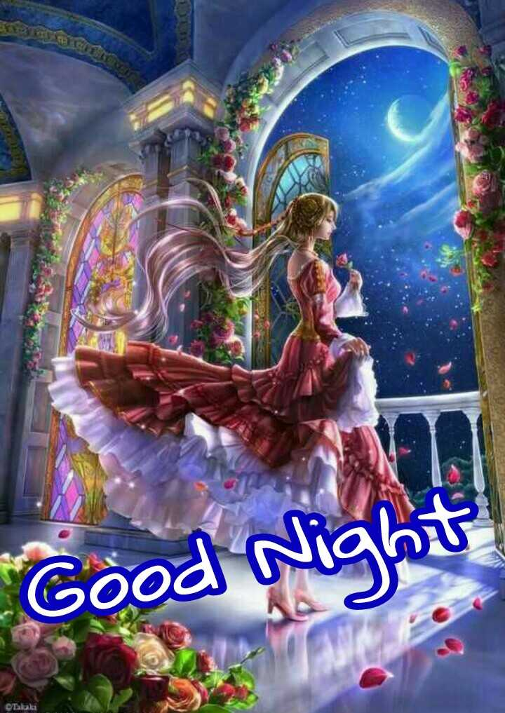 🌙शुभरात्रि - Good Night СTakaki - ShareChat