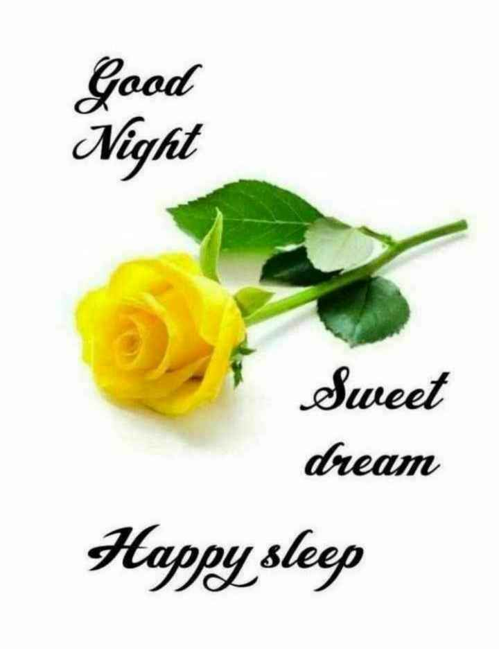 🌙 शुभरात्रि - Night Sweet dream Happy sleep - ShareChat