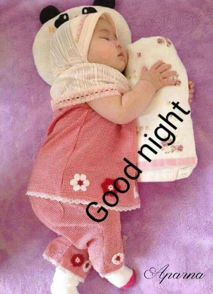 🌙शुभरात्रि - Aparna Good night - ShareChat