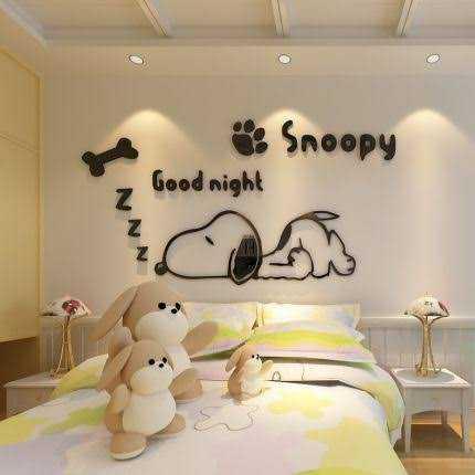 🌙शुभरात्रि - * Snoopy z Good night - ShareChat