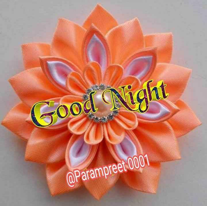 शुभरात्रि - Good Night @ Parampreet 0001 - ShareChat