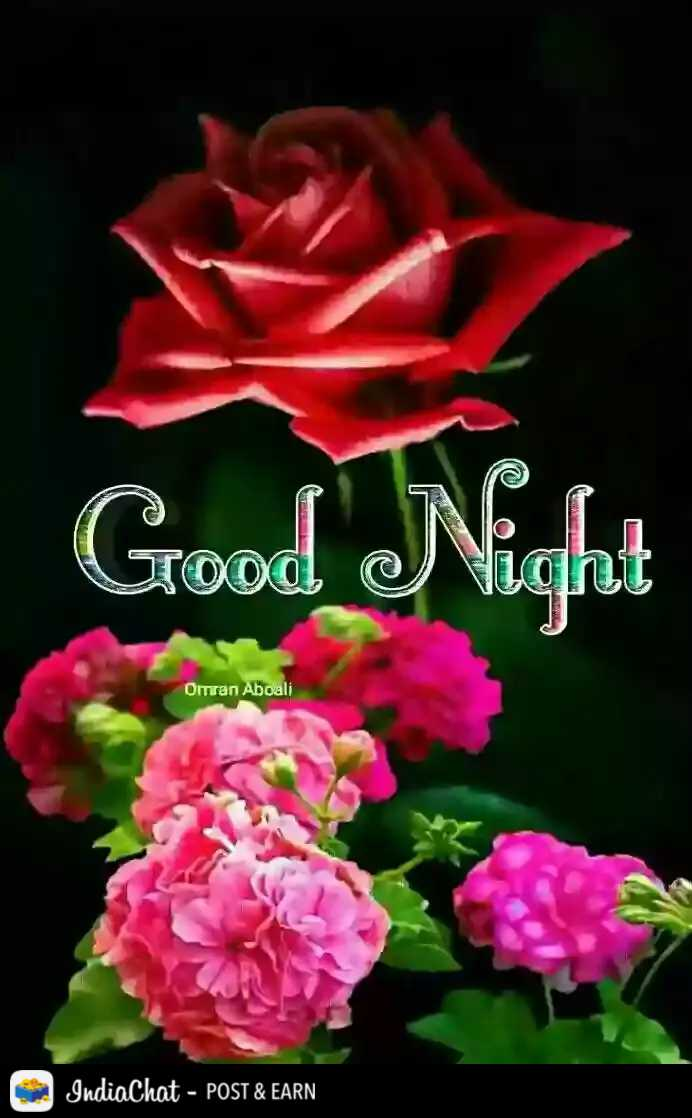 🌠  शुभरात्रि - Good Night Omran Aboali IndiaChat - POST & EARN - ShareChat