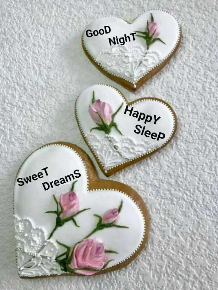 🌙शुभरात्रि - GOOD Night Happy Sleep Sweet Dreams - ShareChat
