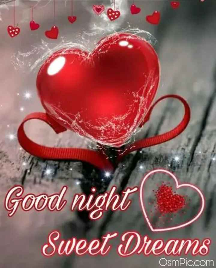 🌙शुभरात्रि - Good night Sweet Dreams OsmPic . com - ShareChat