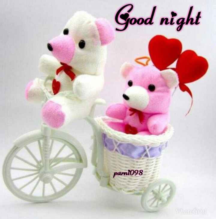 🌙 शुभरात्रि - Good night parni098 PhotoGrid - ShareChat