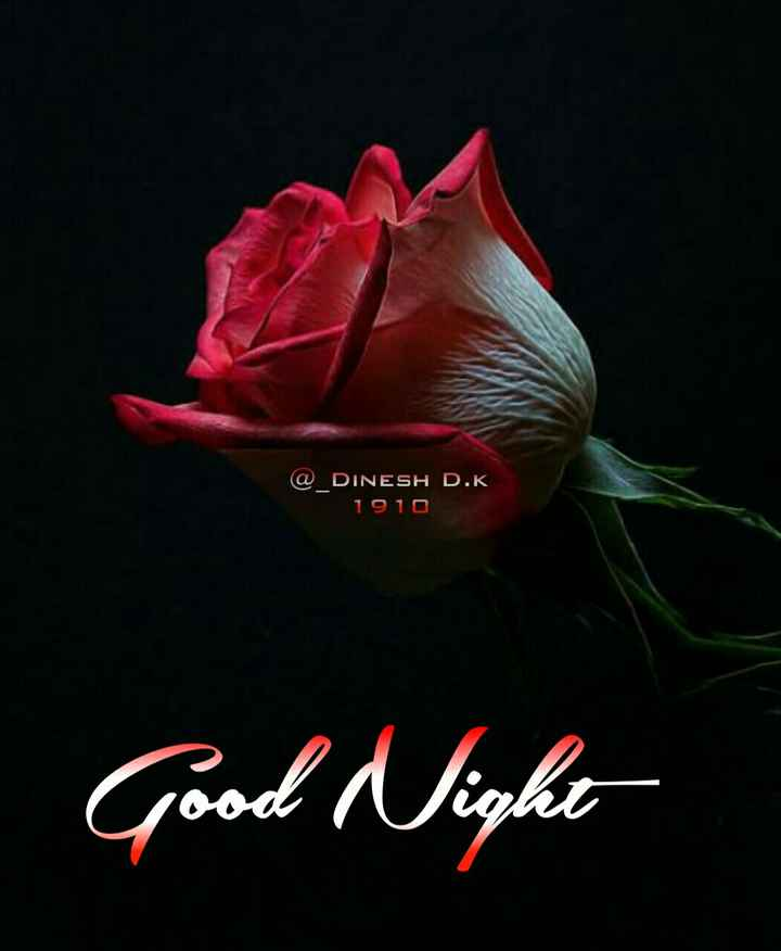 😴शुभ रात्री - @ _ DINESH D . K 1910 Good Night - ShareChat