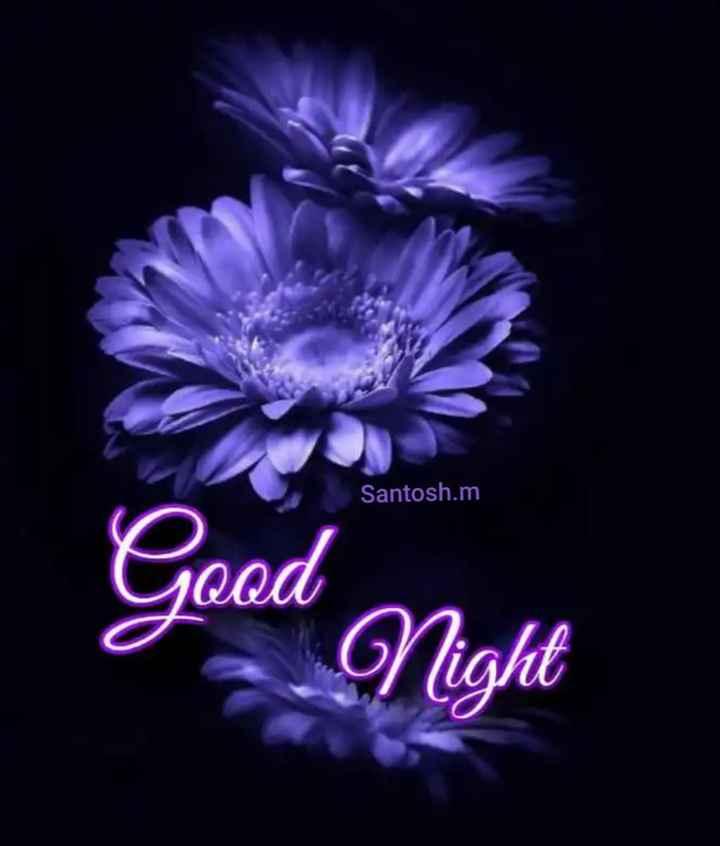 😴शुभ रात्री😴 - Santosh . m Yoad Night - ShareChat