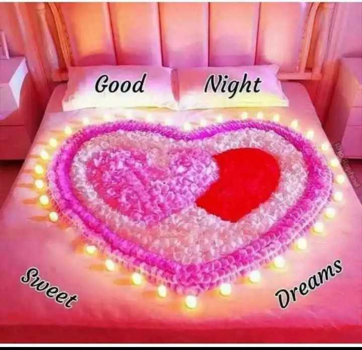 #शुभरात्री😴 - Good Night Sweet Dreams - ShareChat