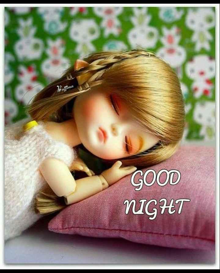 😴शुभ रात्री - Bujuma GOOD NIGHT - ShareChat