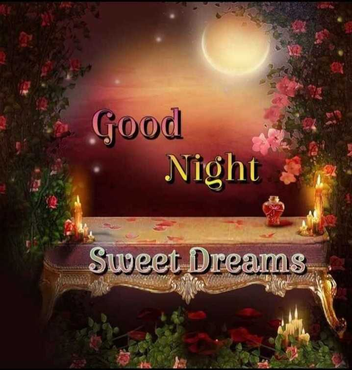 😴शुभ रात्री - 25 . Good Night Sweet Dreams - ShareChat