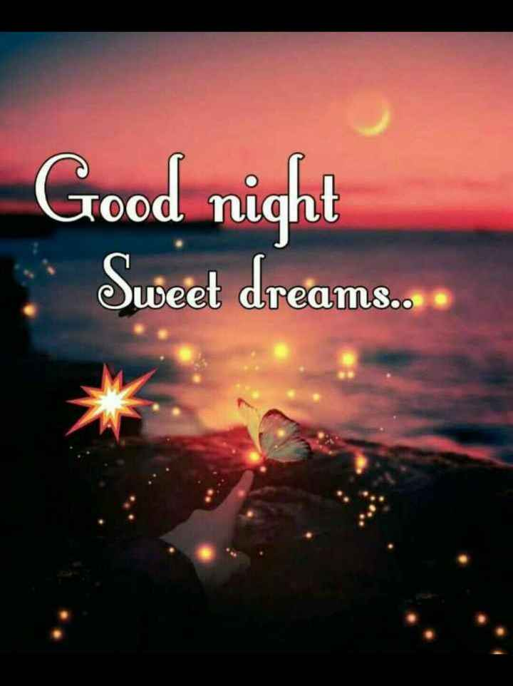 😴शुभ रात्री😴 - Good night Sweet dreams . . . - ShareChat