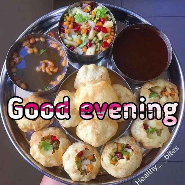 🌜शुभ संध्या - Good evening Healthy _ bites - ShareChat