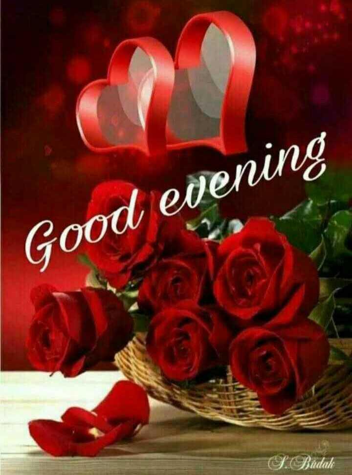 🌜 शुभ संध्या🙏 - Good evening P . Budak - ShareChat