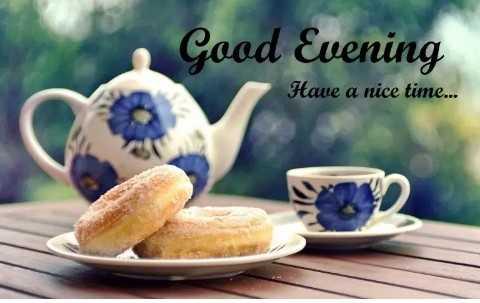 🌜शुभ संध्या - Good Evening Have a nice time . . . - ShareChat