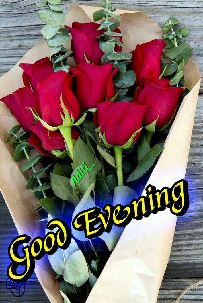 🌜 शुभ संध्या🙏 - Aditt Good Evening - ShareChat