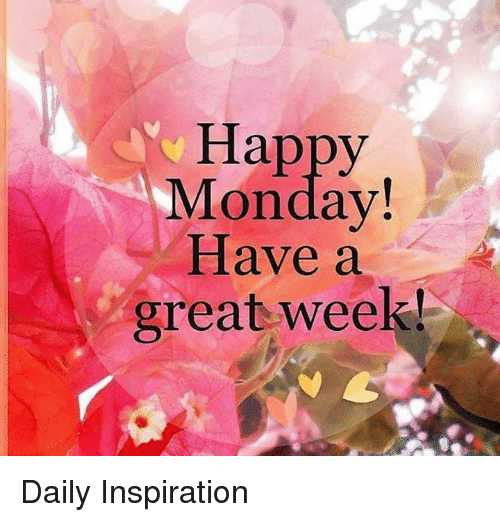 🌷शुभ सोमवार - Happy Monday ! Have a great week ! Daily Inspiration - ShareChat