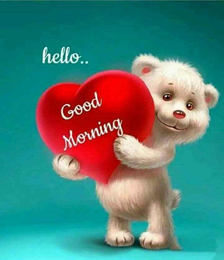 🌷शुभ सोमवार - hello . Good Morning - ShareChat