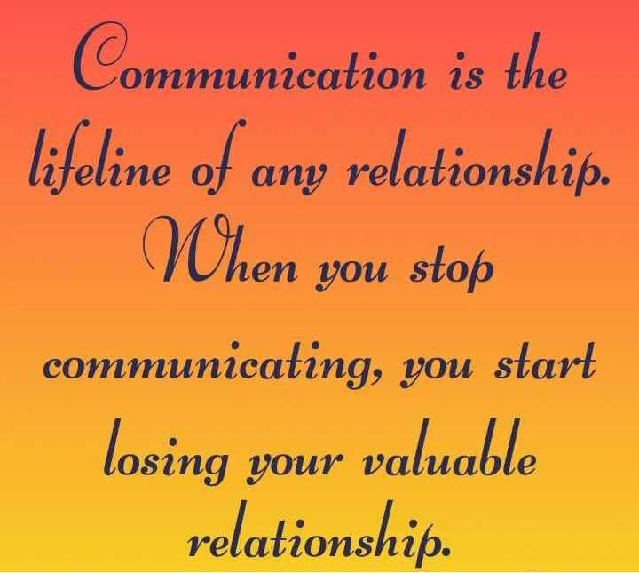 🖋 शेयरचैट Quotes - 22n ONS Communication is the lifeline of any relationship . When you stop communicating , you start losing your valuable relationship . Communica - ShareChat