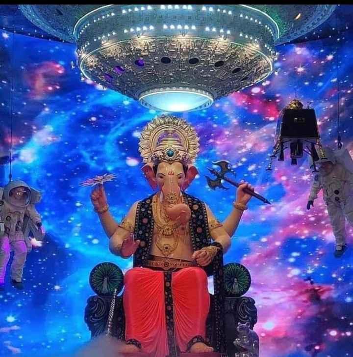 श्री गणेश चतुर्थी - Gola - ShareChat