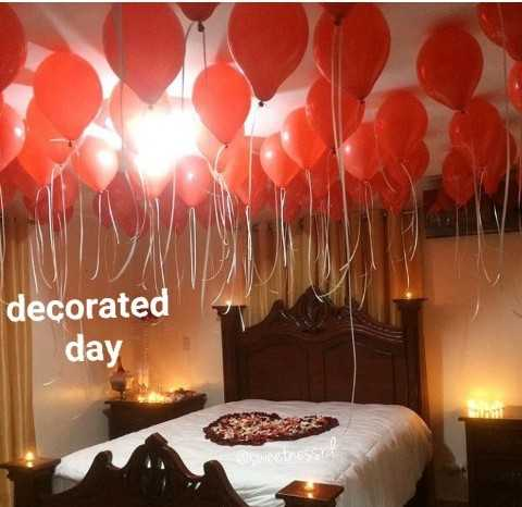 🎀 सजावट दिवस - decorated day veetness - ShareChat