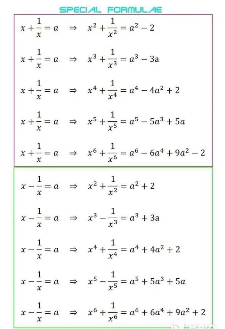 🧮 सरल गणित / Reasoning - SPECIAL FORMULAE ! ; 2 + ? 44 - ܀ ܀ ܀ ܕ 50 + » : - - - ܀ ; - . ; x + - + - c8 - 68 + 98 - 2 = q6 - 6q4 + 9c2 - 2 34 + - { - ܨ - A 2 + ? 40 ܀ ܀ ܀ , - ܘ = q4 + 4d2 + 2 ; - - ; - - of + 50 ? + se - + * ܨ - . - ; cs + 62 + 9d 2 + ? - ShareChat