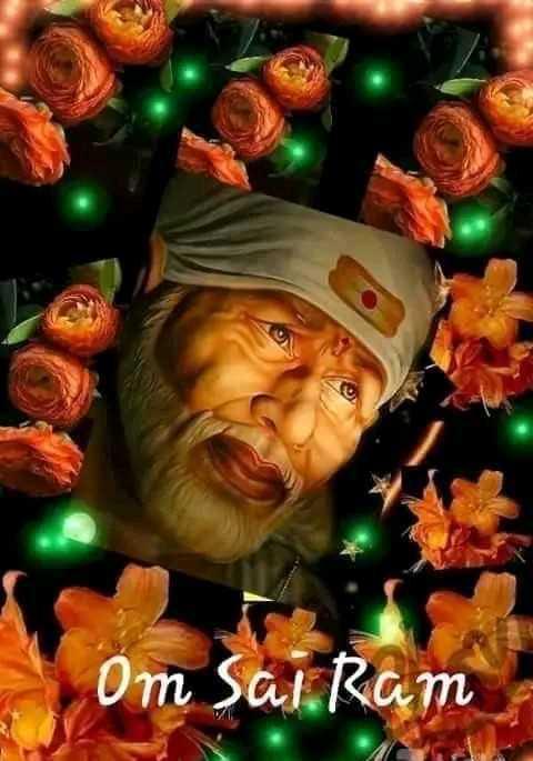 🕉 साई राम - Om Sai Ram - ShareChat