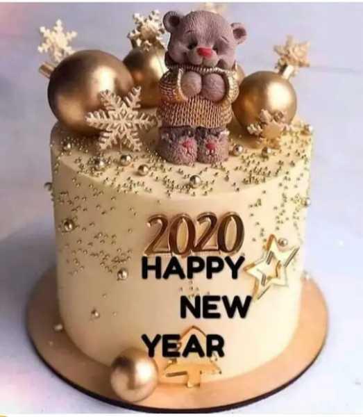 🌷साल का आखरी दिन - 2020 HAPPY NEW YEAR - ShareChat